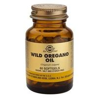 Wild oregano oil - 60 kapsler