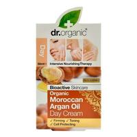 Dr. Organic Moroccan Argan oil Day Creme - 50 ml