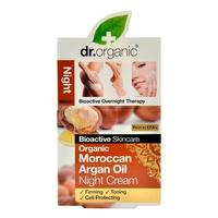 Dr. Organic Moroccan Argan oil Night Creme 50 ml
