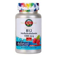 B12 Methylcobalamin 90 tabletter