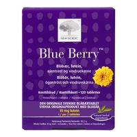 Blue Berry original 120 tabletter