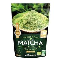 Matcha te green tea powder Økologisk - 50 gram