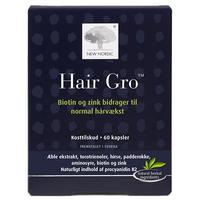 Hair Gro - 60 kapsler