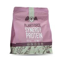 Protein bær Plantforce Synergy - 800 gram