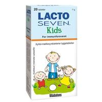 Lacto Seven Kids - 20 tabletter