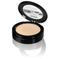 Compact foundation 01 Ivory 2 in 1 Lavera Trend - 10 ml.