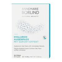 Eye pads revitalizing (6x2stk) AquaNature Annemarie Börlind