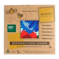 Beeswax Food Wraps 3 Pack - 1 pk.
