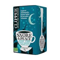 Snore and Peace te Ø Clipper - 20 breve