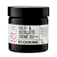 Ecooking Hals & Decolleté Creme - 50 ml.