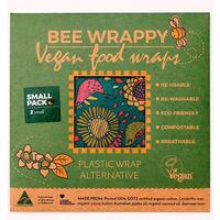 Vegan Food Wraps - 2 x small - 1 pk.