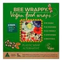 Vegan Food Wraps - 3 pak