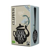 Earl Grey Te Ø Clipper - 20 breve