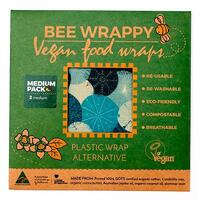 Vegan Food Wraps - 2 x medium