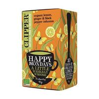 Happy Mondays te Ø Clipper - 20 breve