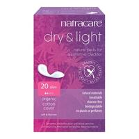 Natracare Dry & Light 20 stk. (inkontinens) - 1 pk.