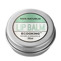 Ecooking Lip Balm Mint - 15 ml.