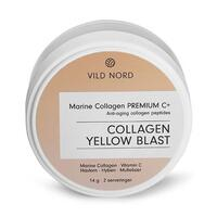 Vild Nord Marine Collagen YELLOW BLAST - 14 gram