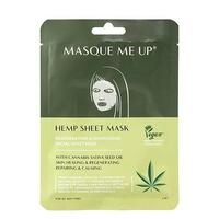 Miqura Hemp Sheet Mask - 1 stk