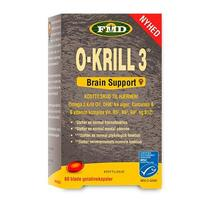 O-Krill Brain Support - 60 kapsler