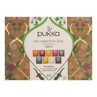 Selection te Box Guld Ø Pukka - 45 breve