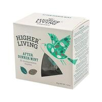 After Dinner mint te Ø Higher Living - 20 breve