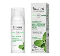 Lavera Pure Beauty Pore Refining Moisturizing Fluid - 50 ml