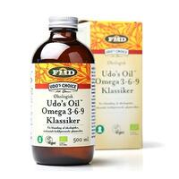 Udo´s Choice oil - 500 ml.