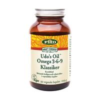 Udo´s Choice oil - 1000 mg. - 90 kapsler.
