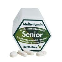 Senior Multivitamin - 60 tabletter