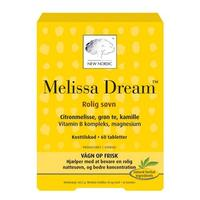 Melissa Dream - 60 tabletter