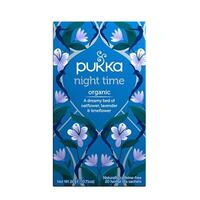 Pukka Night Time tea økologisk - 20 breve