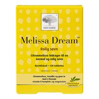 Melissa Dream - 120 tabletter
